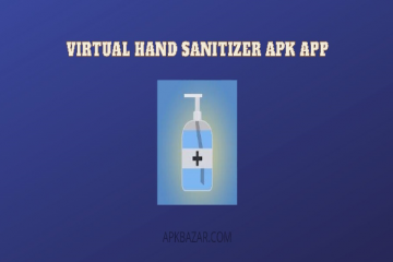 Virtual Hand Sanitizer Apk App