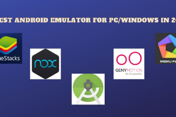 5 Best Android Emulator for PC