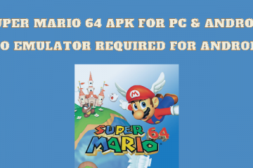 Super Mario 64 Apk Free Download